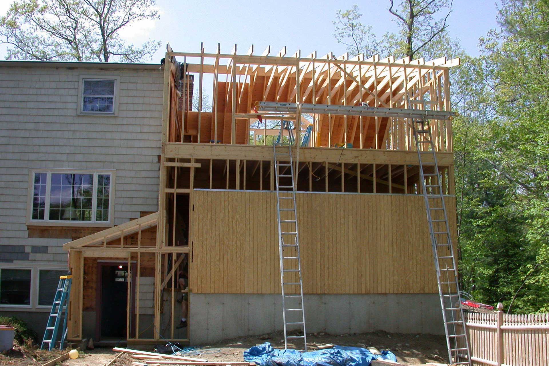 Home Additions in Raleigh