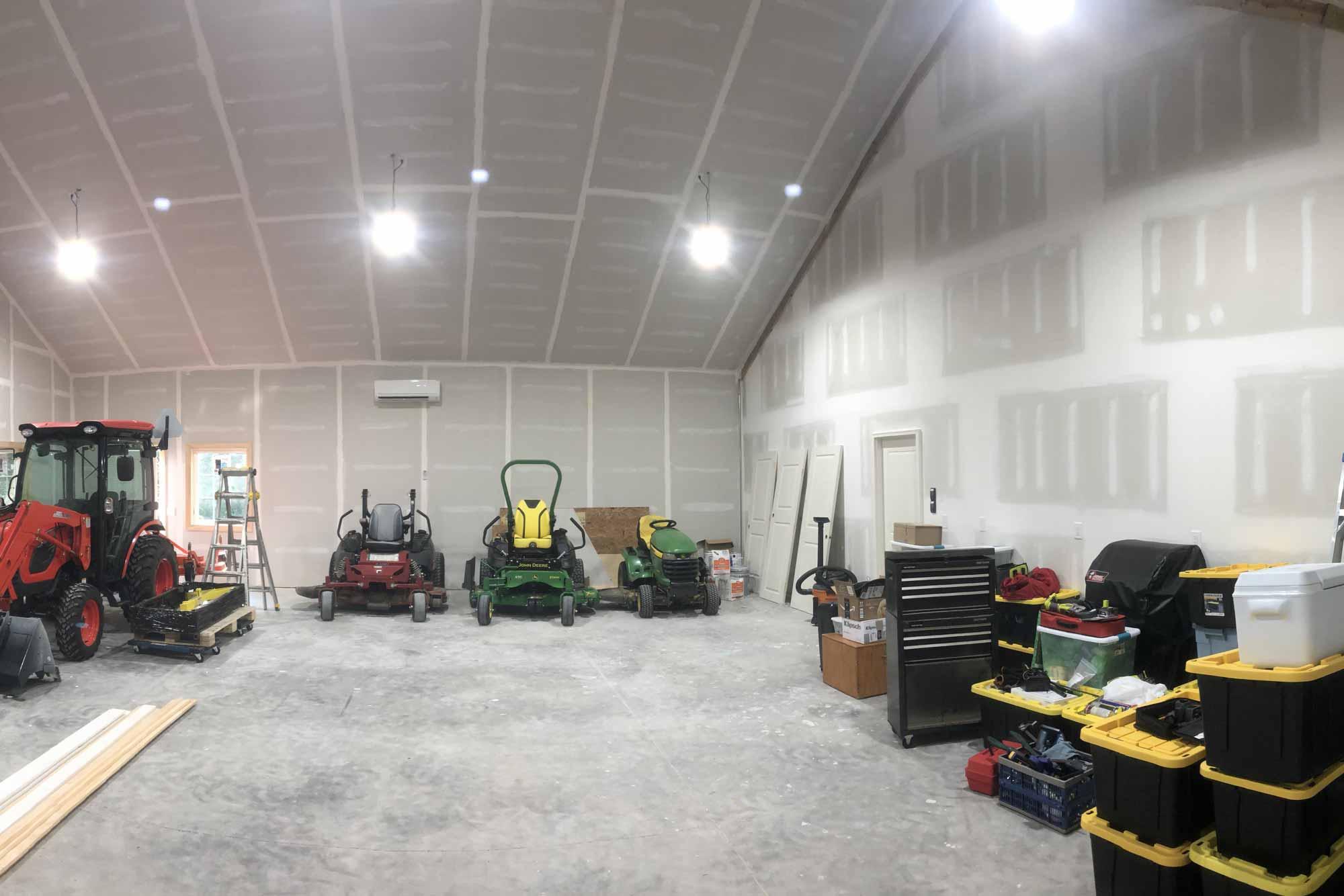 Barndo Garage